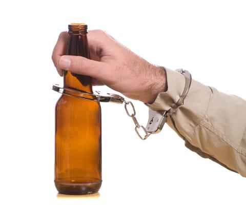 Arrested for Drunk Driving