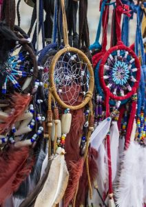 American Indian Dream Catchers
