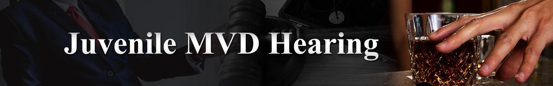 Juvenile-MVD-Hearing